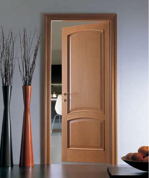 laminuotos lauko durys