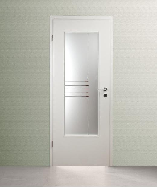 plastikines vidaus durys