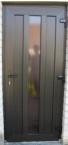 Plastikinės lauko durys