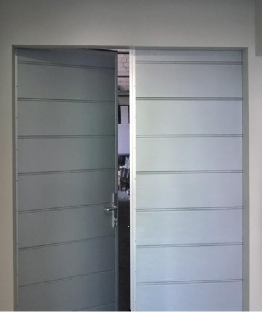 stacionarios durys