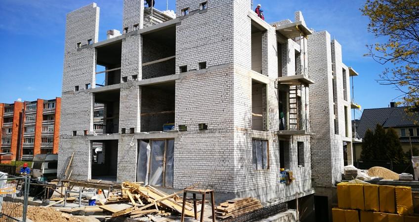 Statybos darbai - Statybų ABC