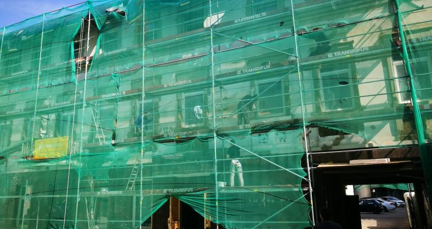 Fasadų šiltinimas ir apdaila - Statybų ABC
