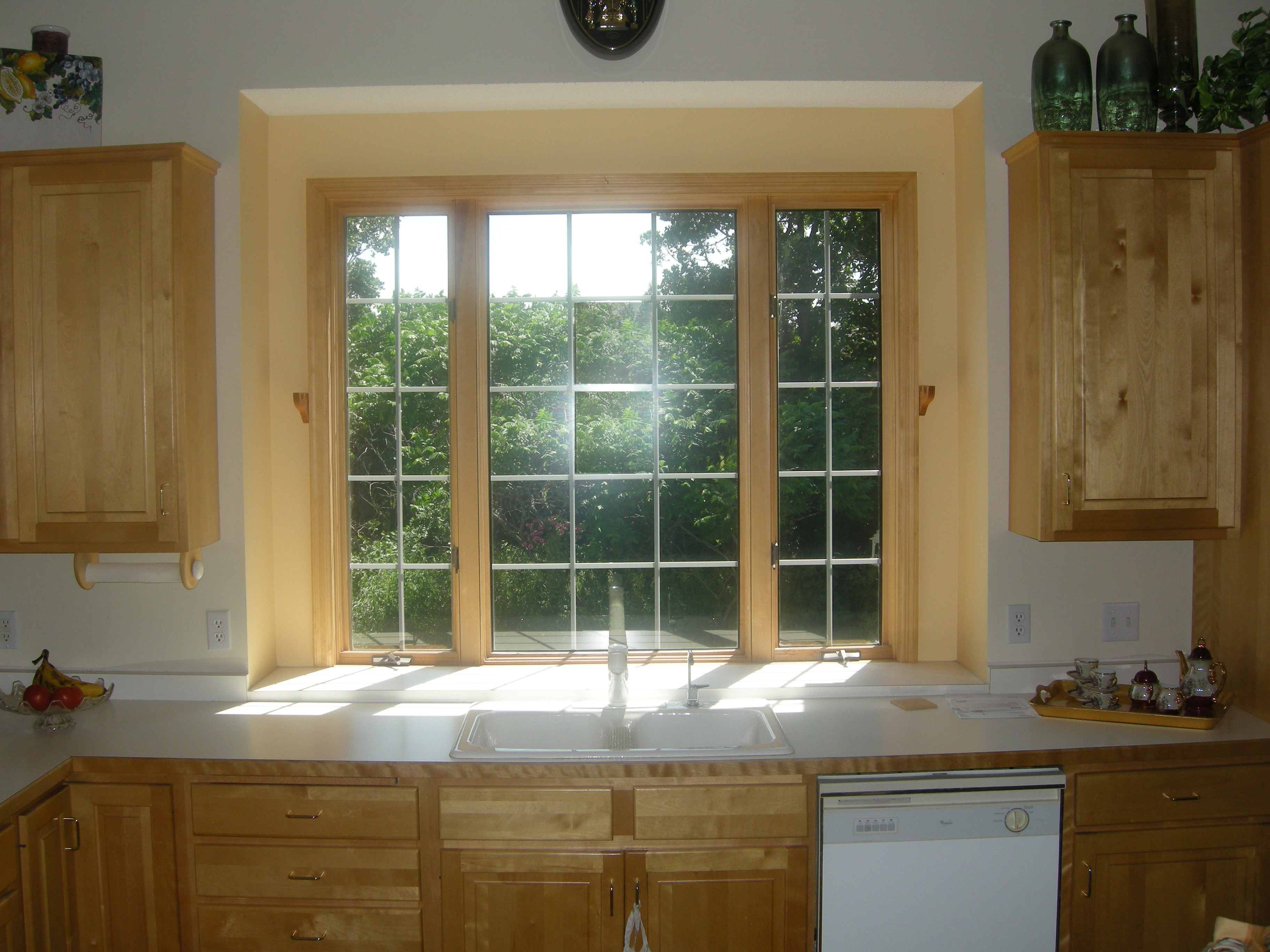 Mediniai langai (7)